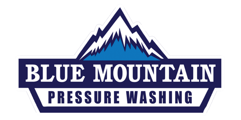 Blue Mountain Pressure Washing
